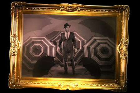 FRANK SINATRA – SIMON COWELL'S 50TH BIRTHDAY